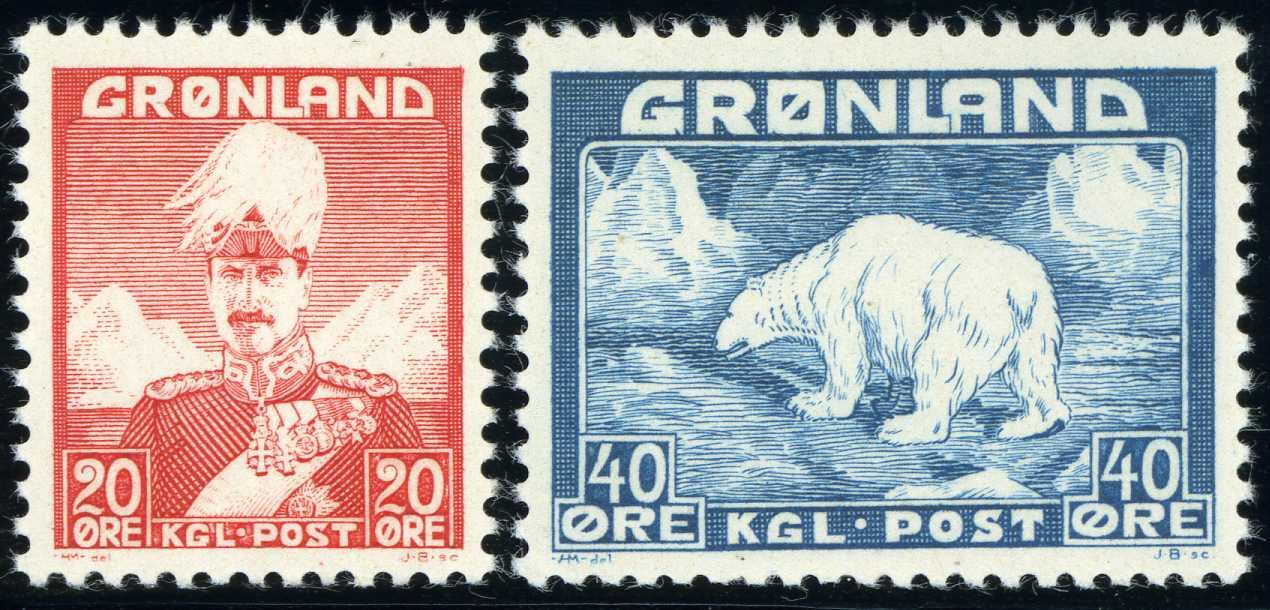 8 Grönland Grönland Mh